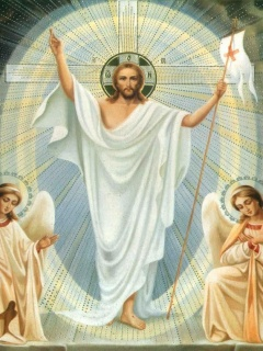 Jesus ressurected