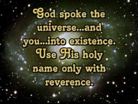 name of God