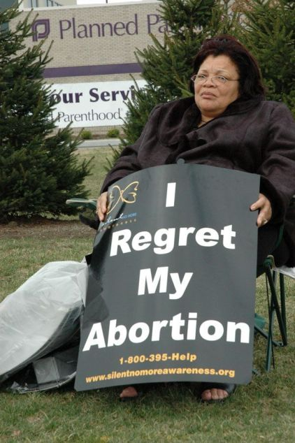 regret abortion