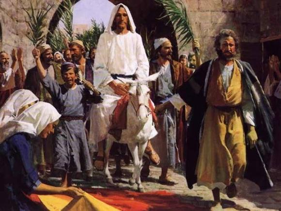 entry in Jesuralem