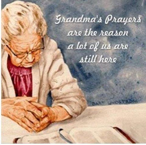 grandmas prayers