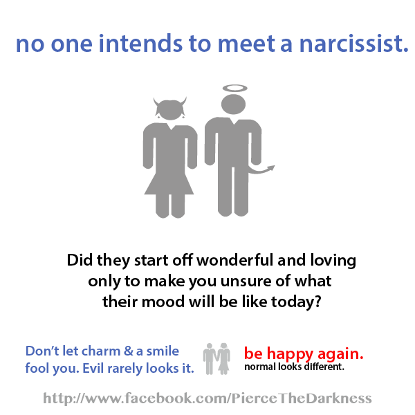 Getting even with a narcissist