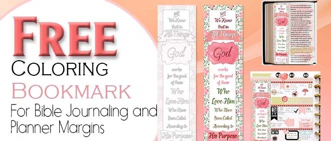 picture regarding Free Printable Bible Verse Bookmarks to Color known as No cost printable! Grownup -Bible Verse Coloring Bookmark