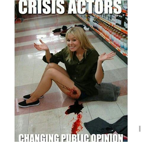 media crisis actor