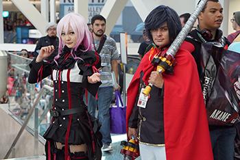 cosplay la convention